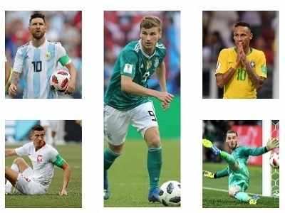 FIFA World Cup 2018: From Neymar Jr to Lionel Messi, here are 5 players who disappointed fans
