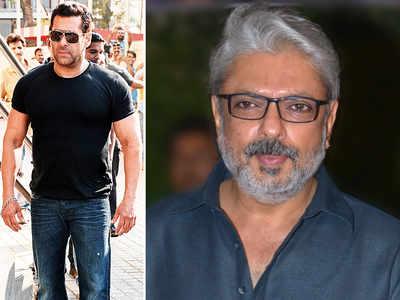 Salman Khan and Sanjay Leela Bhansali reunite for a love story