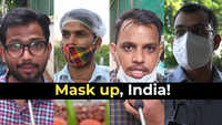 Watch: Are people wearing masks properly?
