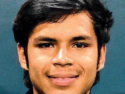 Asian bronze for Aniket