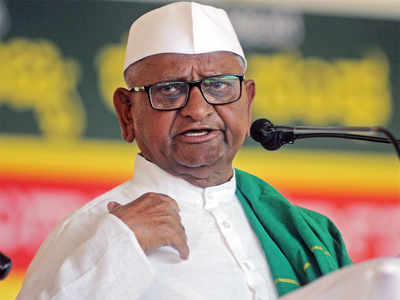 Contract was given to get me killed, says Anna Hazare