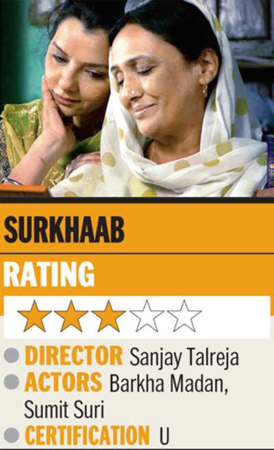 Film review: Surkhaab
