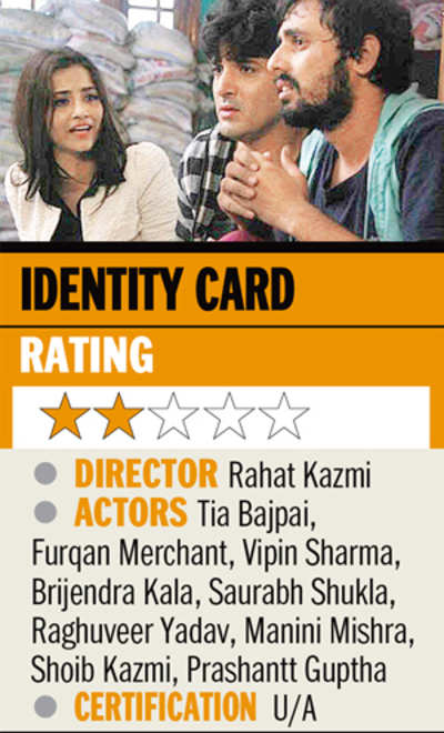 Film review: Identity Card