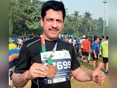 26/11 braveheart cop dies while preparing to run half marathon