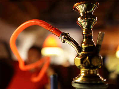 Class V student expelled for hookah smoking photo