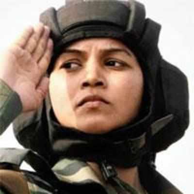 If GI Jane can, why not Major Seema?