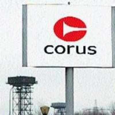 Corus selling stake to raise funds