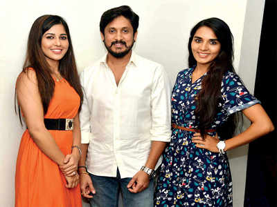 For Ajai Rao, it is his  sixth Krishna movie