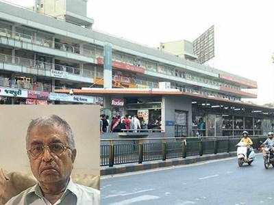 BRTS driver leaves 73-year-old with paralysed right hand