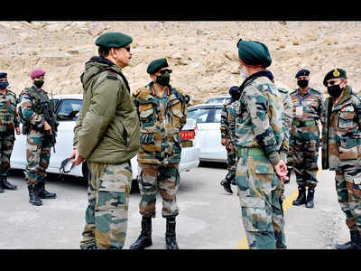 Situation at LAC tense: Army chief
