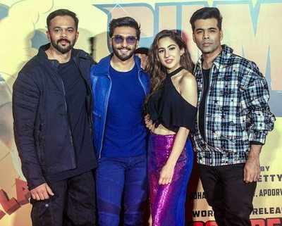 Ranveer Singh, Sara Ali Khan-starrer Simmba's new song is all about the 90s throwback