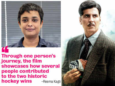 Reema Kagti on her upcoming Akshay Kumar-starrer film on India's Gold win in 1948 Olympics