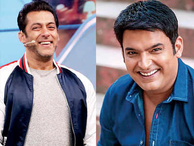 Salman Khan brings Kapil Sharma back on TV