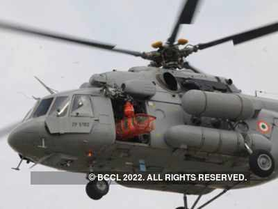 Mi-17 helicopter of IAF makes force landing in Sikkim, all personnel safe