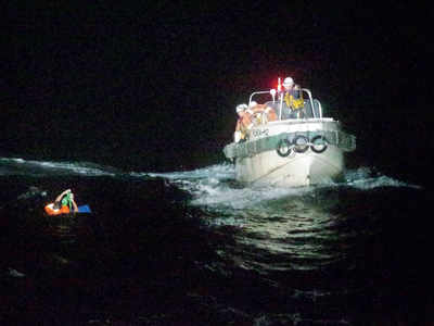 43 crew missing after cattle ship capsizes