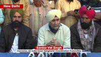 'Govt didn't invite All India Kisan Sangharsh Coordination Committee for talks on Dec 01': Sardar Singh