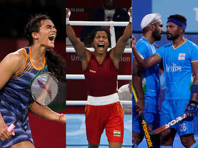 Tokyo Olympics 2021 Updates: India beat Japan in hockey, PV Sindhu in semis; Lovlina assured of a medal