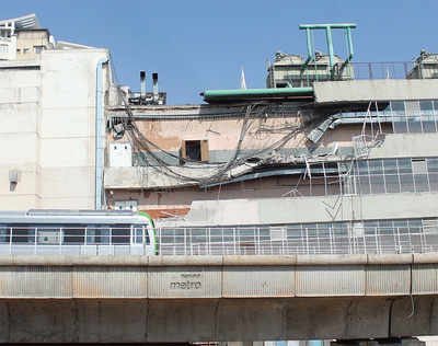 Structure is safe for use: Mantri Mall tells BBMP