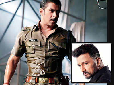 Dabangg 3: Salman Khan and Sudeep's face-off in May