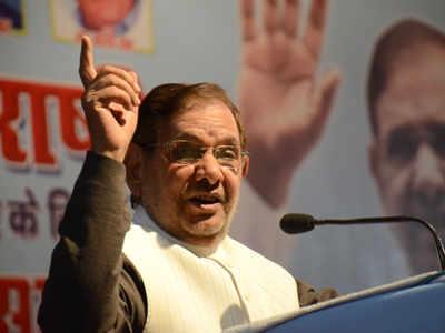 Sharad Yadav to challenge his Rajya Sabha disqualification in court
