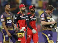 IPL 2021: Narine stars as Kolkata end captain Kohli's dream