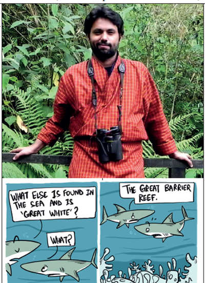 Cartoons for conservation