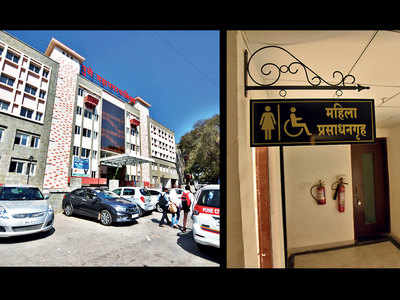 Civic body fails its in-house Swachh test, women employees find themselves afflicted by urinary tract infection