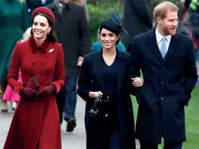 Kate feels Meghan 'used' her to climb royal ladder