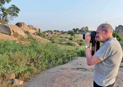 Archaeological Survey of India s facepalm moment in Hampi