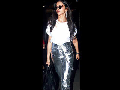 Deepika Padukone gets witty with the paparazzi
