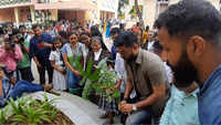 World Bamboo Day celebrations: Saplings planted at metro stations in Kochi