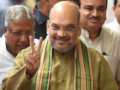 BJP's Amit Shah has mortgaged truth: Cong