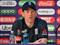 Guys are very excited about getting back on the park: Eoin Morgan