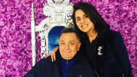 Neetu Kapoor opens up about Rishi Kapoor's battle with cancer