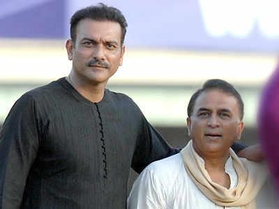 India vs England: Sunil Gavaskar reminds coach Ravi Shastri of India's past overseas record