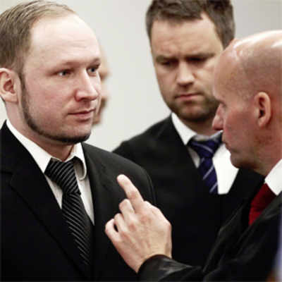 Quizzed over Knights Templar, Anders Breivik warns of attacks
