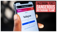 Facebook fixes dangerous Instagram 'flaw': Report
