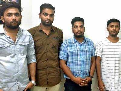IPL betting: Vastrapur cops arrest 5 from SG Road cafe