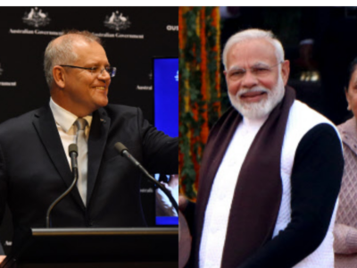 PM Modi rejuvenates 'samosa diplomacy' with Australia's Scott Morrison ahead of video summit