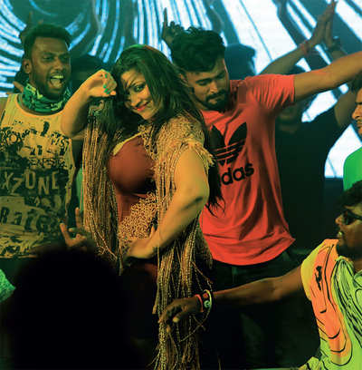 Neethu dances to a special song