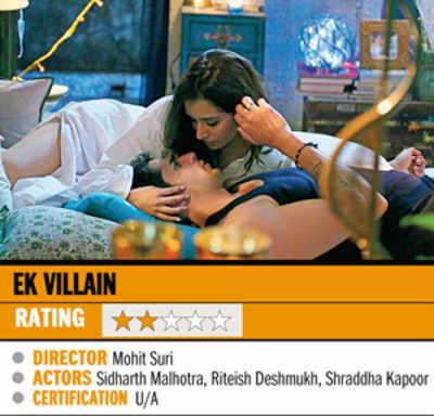 Film review: Ek Villain
