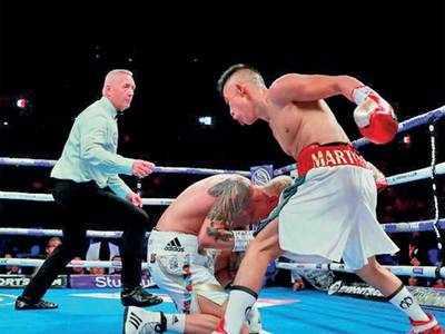 Boxing set for VAR
