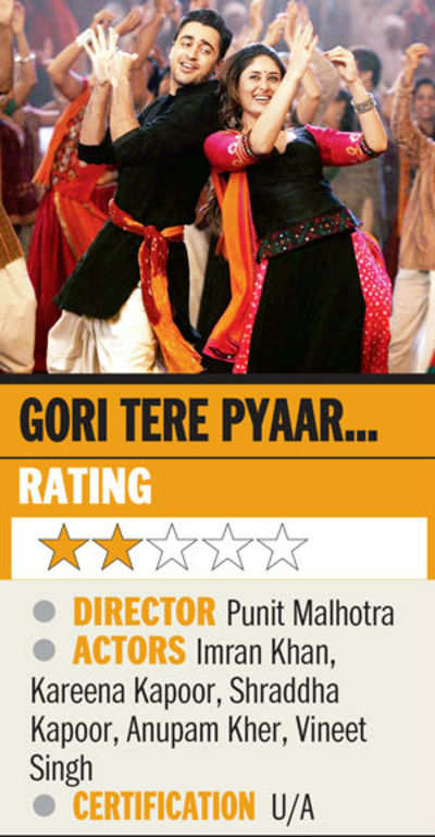 Film review: Gori Tere Pyaar...