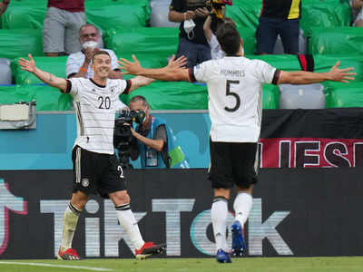 UEFA EURO 2020, Portugal vs Germany Highlights: Germany beat Portugal 4-2 in six-goal thriller