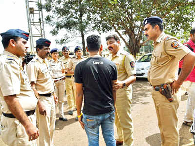 Pimpri cops nab 42 in roadside harassment