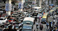Mumbai wastes more time in jams: Report