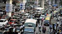 Mumbai wastes more time in jams: Report