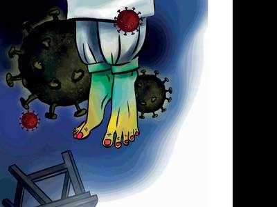 Faced with no beds in hospitals, COVID +ve woman dies by suicide