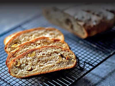 PLAN AHEAD: Bake bread