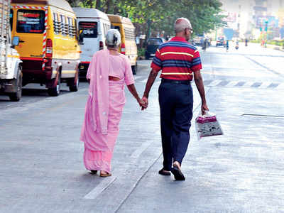 No entry for the ageing and ailing at old age homes